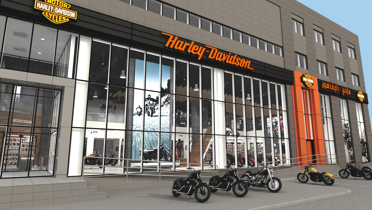 01-Fresh-Design-Harley-Davidson-Doha